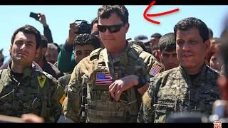 Afrin de Burseya Dağında Öldürülen ABD Eski Özel Kuvvet Askeri!