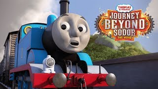 Thomas & Friends Journey Beyond Sodor Exclusive Sneak Peek | Journey Beyond Sodor | Thomas & Friends