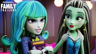 Monster High: Electrified | Deleted Scenes from the family animated movie