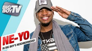 Ne-Yo on New Music, Social Haters & Having a New Baby