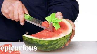 7 Slicing Kitchen Gadgets Improved by Design Expert | Epicurious