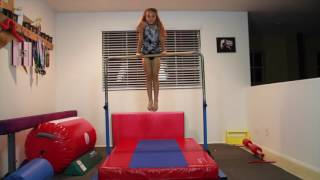 My favorite skills in gymnastics | Hunter in the Gym