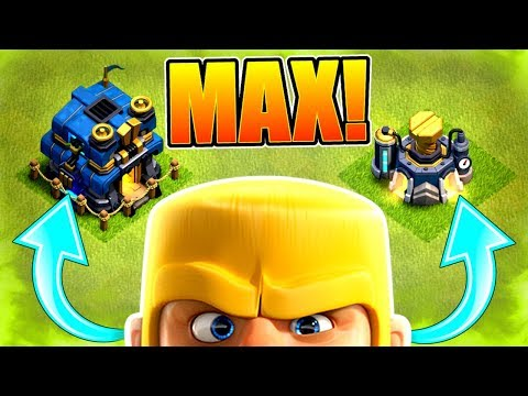 MAX LOOT TIME TO UPGRADE TO MAX ✅ Clash Of Clans