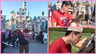 18th Birthday at Disneyland with my Boyfriend!