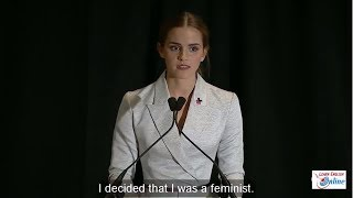 Learn English with Emma Watson