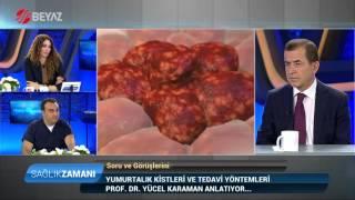 Kadın Hastalıkları ve Doğum Uzmanı Prof. Dr. Yücel Karaman - Beyaz Tv Sağlık Zamanı 02.04.2016