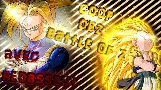 Dragon Ball Z Battle of Z | Détente avec Red Assaut !