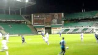 awesome football suicidal crash video unbelievable man almost died