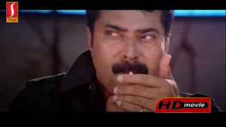 Mammootty Malayalam Full Movie | Super Hit Malayalam Action Thriller  Movie | New Upload 2018 HD