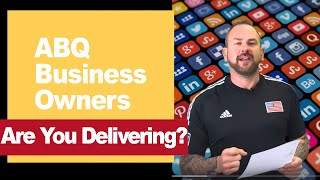 Albuquerque Buyers Demand Personalized Content Online! ABQ Business Owners are you Delivering?