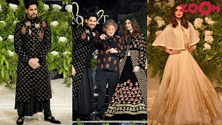 Sidharth Malhotra & Diana Penty turn showstoppers for Rohit Bal | Bollywood News