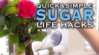 Awesome Sugar Life Hacks You Should Know