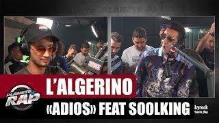 "L'Algérino ""Adios"" Feat. Soolking #PlanèteRap"