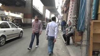 Walking in Cairo (Egypt)