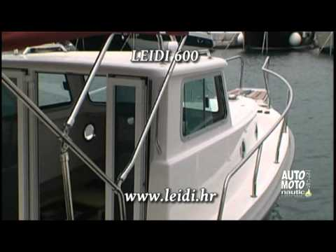 Leidi 600 A boat for every occasion Fischerboot Boot Boote Schiff