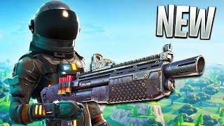 THE NEW SHOTGUN IS AMAZING!! (Fortnite Battle Royale HEAVY SHOTGUN Gameplay)