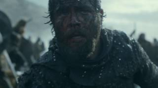 Vikings 4x20 | The battle against the saxons