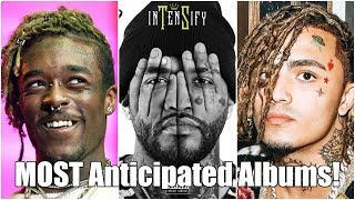 MOST Anticipated Rap Albums of 2019