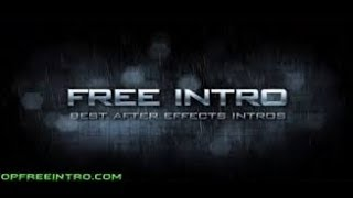 Top 3 Free Intro-uri No Text+Link Download