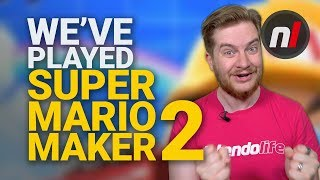 We've Played Super Mario Maker 2 On Nintendo Switch - Is It Any Good?