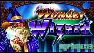 Ainsworth - Wonder Wizard Slot Bonus ◆NICE WIN◆