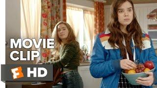 The Edge of Seventeen Movie CLIP - Romantic Weekend (2016) - Hailee Steinfeld Movie