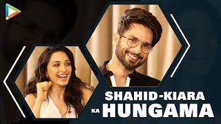 ENTERTAINMENT GALORE: Shahid-Kiara's Most Hilarious Rapid Fire| Ideal Boyfriend| Perfect Kiss| Varun