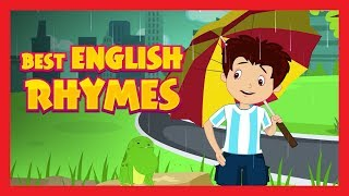 BEST ENGLISH RHYMES - KIDS HUT RHYMES FOR CHILDREN || ENGLISH RHYMES AND SONGS - ENGLISH POEMS