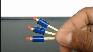 3 Life Hacks With Matches