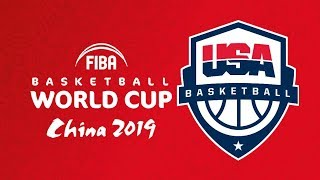 USA Basketball Roster!! FIBA World Cup 2019 in China!! (UPDATED)