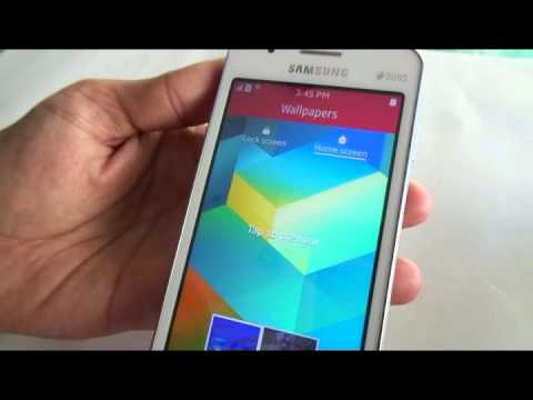 #Mobiles@Dinos: Samsung Z1 Tizen OS Hands On Overview (camera, gaming, etc.)
