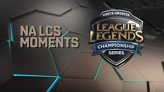 NA LCS Moments - Week 9 (Spring 2017)