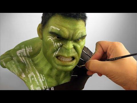 Xxx Mp4 Hulk Sculpture Timelapse Thor Ragnarok 3gp Sex