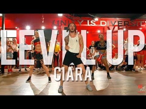 Ciara - Level Up   Hamilton Evans Choreography