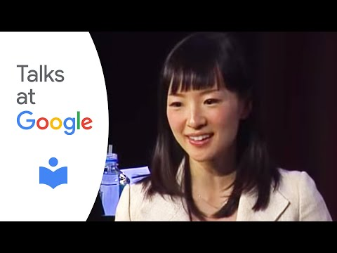 Xxx Mp4 Marie Kondo The Life Changing Magic Of Tidying Up Talks At Google 3gp Sex