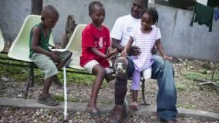 Handicap International - Haïti : La nouvelle vie de Fymée