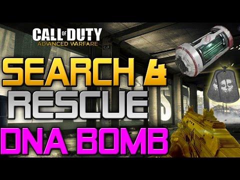 Advanced Warfare: Search & Rescue DNA Bomb - MOD ACCOUNT GIVEAWAY (3x)