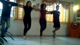 Coreografia Dabke 2 - Sawt el Heda  -  Assi El Halani