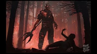 FRIDAY THE 13TH THE GAME - NEW PATCH / RETRO SMURF JASON SLAYER REPORTING FOR DUTY!