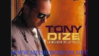 TONY DIZE DOCTORADO