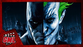 Batman Arkham Asylum - Film complet Français