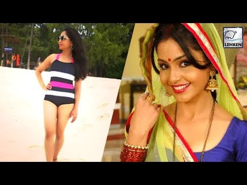 Xxx Mp4 Bhabiji Ghar Par Hain Actress Shubhangi Atre S Bold Avatar In Swimsuit 3gp Sex