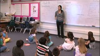 Teaching Artist Project: Dance, Grade 2, Lesson 2, Segment C, Modeling (Pathways Dance) [2D2C]