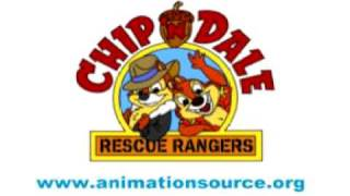 Chip'n Dale Rescue Rangers - Tic & Tac les Rangers du risque / Theme song