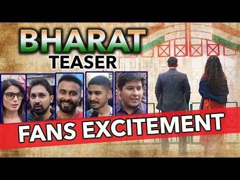 Xxx Mp4 Bharat Teaser Fans Excitement Best Reaction Salman Khan Katrina Kaif 3gp Sex