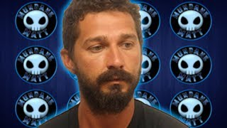 Shia LaBeouf threatens cop after getting arrested!