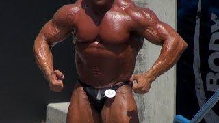 Larry Pollack Bodybuilding Routine