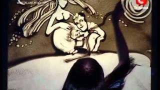 Wow!!! Kseniya Simonova-Sand Art on the Superfinal