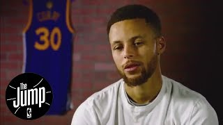 Steph Curry Recalls His Part In Recruiting Kevin Durant To Warriors | The Jump | ESPN