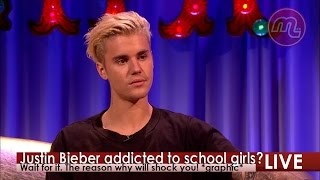 Justin Bieber opens up about Selena Gomez!!!
